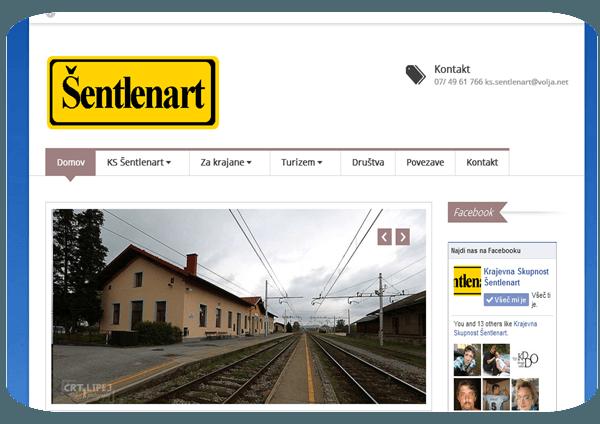 sentlenart